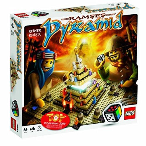 LEGO Juegos 3843 - Pirámide Ramsés [versión inglés]
