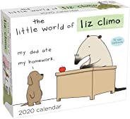 Little World of Liz Climo 2020 Day-to-Day Calendar