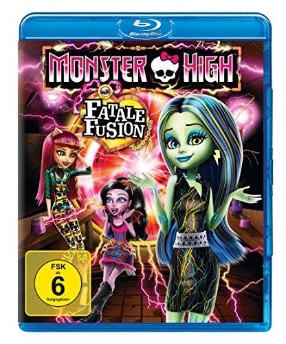 Fatale Fusion [Blu-ray]