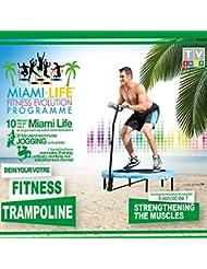 Miami Life Fitness Evolution 5301394000012000 DVD d'entraînement musculaire