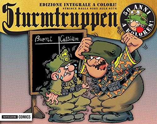 50 anni a koloren! Sturmtruppen: 3