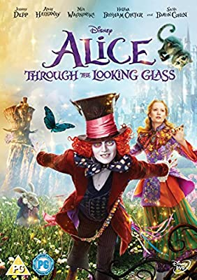 Alice Through The Looking Glass [DVD]