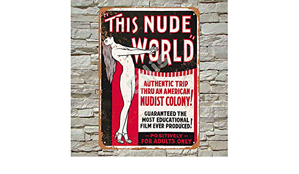 Nudist photos retro Category:Nude standing