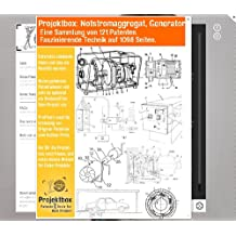 Notstromaggregat, Generator: Deine Projektbox inkl. 121 Original-Patenten bringt Dich mit Spaß hinter die Geheimnisse der Technik!