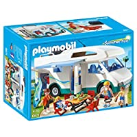 Playmobil 6671 Summer Fun Summer Camper