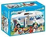 Playmobil - 6671 - Famille avec campi...