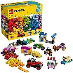 LEGO Classic - Ladrillos Sobre Ruedas (10715)