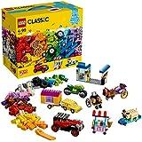 LEGO Classic Bricks on a Roll  Building Blocks for Kids (442 pcs) 10715