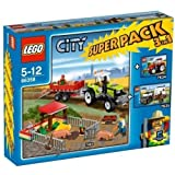 Lego City 66358 Super Pack Bauernhof - LEGO