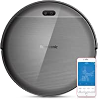 Proscenic 800T Robot Vacuum Cleaner, Black