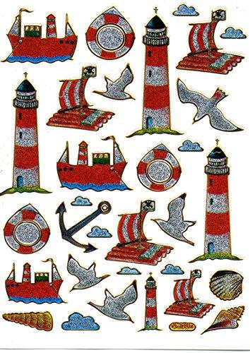 faro-en-balsa-barco-de-anclaje-colorido-pegatinas-1-hoja-135-mm-x-100-mm-adhesivo-para-ninos-craft-f