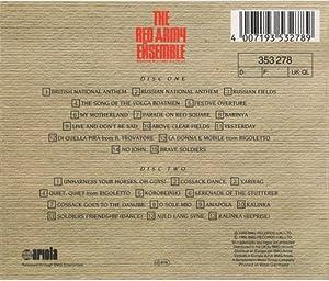 The Red Army Ensemble - The Red Army Ensemble at the Royal Alber