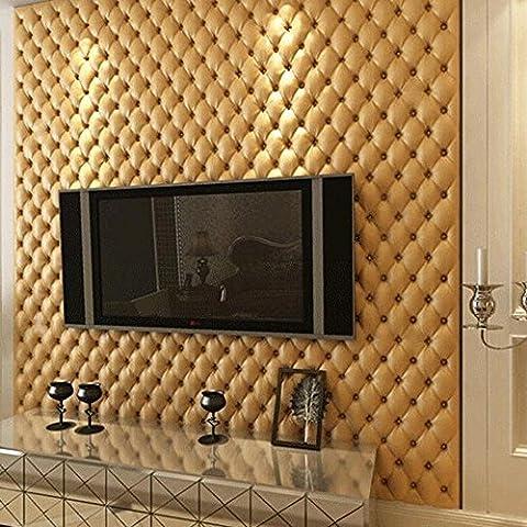XMQC*Una grande parete 3D in finta pelle vena 10 m wallpaper per pareti,soggiorno della parete 3d carta, de parede 3d camera