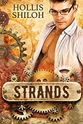 STRANDS (steampunk mystery gay romance Book 4) (English Edition)