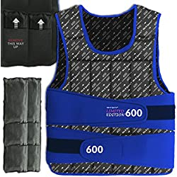 We R Sports Adjustable Weighted Vest LIMITED EDITION