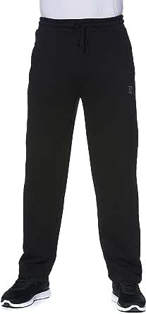 JP 1880 Menswear Big & Tall Plus Size L-8XL JP Logo Elastic Waist Sweat Pants 702635