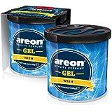 Areon Wish Gel Air Freshener for Car(80g) (GCK05)