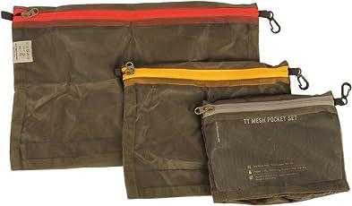 Tasmanian Tiger Mesh Pocket Set Olive