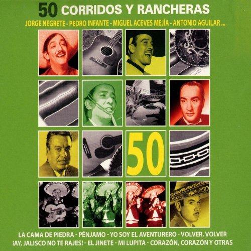 50 Corridos y Rancheras