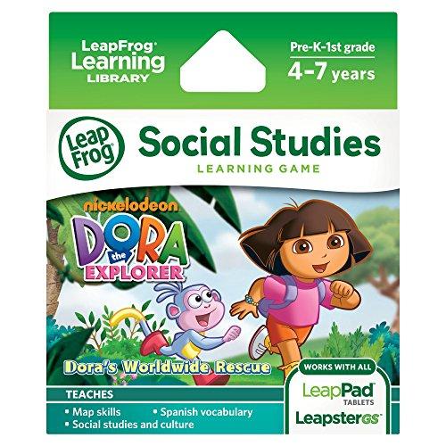 iel: Dora The Explorer Dora 's weltweit Rescue ()