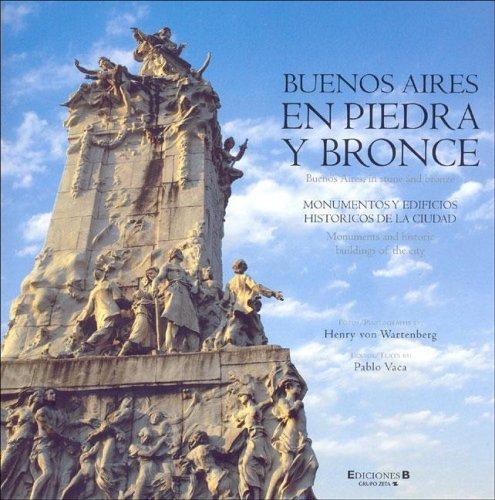 Descargar Libro Buenos aires en piedra y bronce de Henry Von Wartenberg