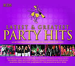 Latest And Greatest Party Hits