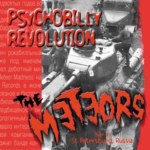 Psychobilly Revolution by The Meteors (2001-05-01)