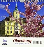 Oldenburg 2019: Stadt an Hunte und Haaren -