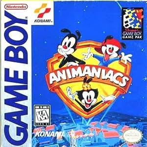 Animaniacs - Game Boy -PAL