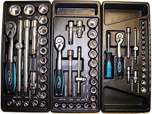 Werkstattwagen Werkzeugwagen Werkzeugkiste Werkzeugschrank XXL 7 Schubladen - 2