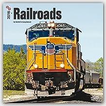 Railroads 2016 Calendar