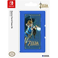 Hori Porta Cartucce 24 Giochi (Zelda Breath of The Wild) - Ufficiale Nintendo - Nintendo Switch