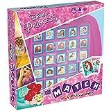 MATCH Disney Princess - das strategische Würfelspiel mit den zauberhaften Heldinnen aus den schönsten Disney Filmen | Gesellschaftsspiel | Familienspiel | Reisespiel |