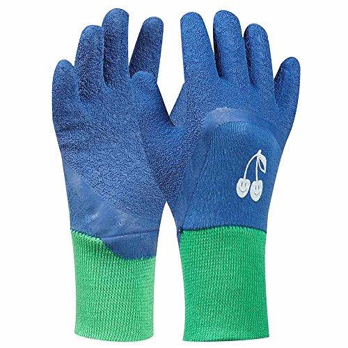 Tommi 779941 Handschuh Kirsche 4-6 Jahre, Blau