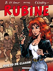 Rubine - tome 11 - Photo de classe