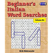 Beginner's Italian Word Searches
