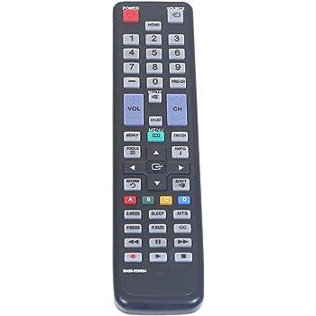 Philip Shaw Samsung TV Remote Control