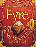 Septimus Heap - Fyre (Reihe Hanser)