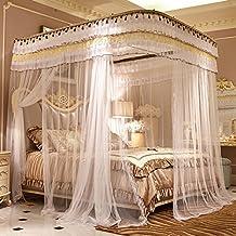 Baldaquin rideaux de lit - Lit baldaquin 1 place ...