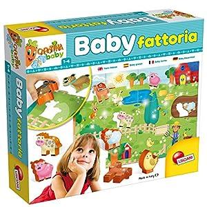 Lisciani Giochi Carotina Baby, Granja