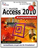 MS Access 2010 Video-Training - Der große Praxiskurs auf DVD [Interactive DVD]