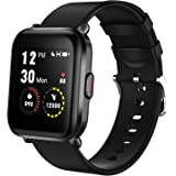 LIFEBEE Smart Watch, Fitness Tracker Watch With Heart Rate Monitor, 1.3 Inches High-End Activity Tracker IP68 Waterproof For