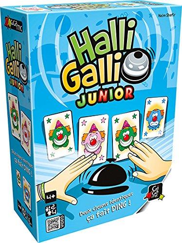 Gigamic amhgjr-Juego de Reflejo-Halli Galli Junior