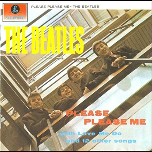 the Beatles: Please Please Me (Remastered) (Audio CD)
