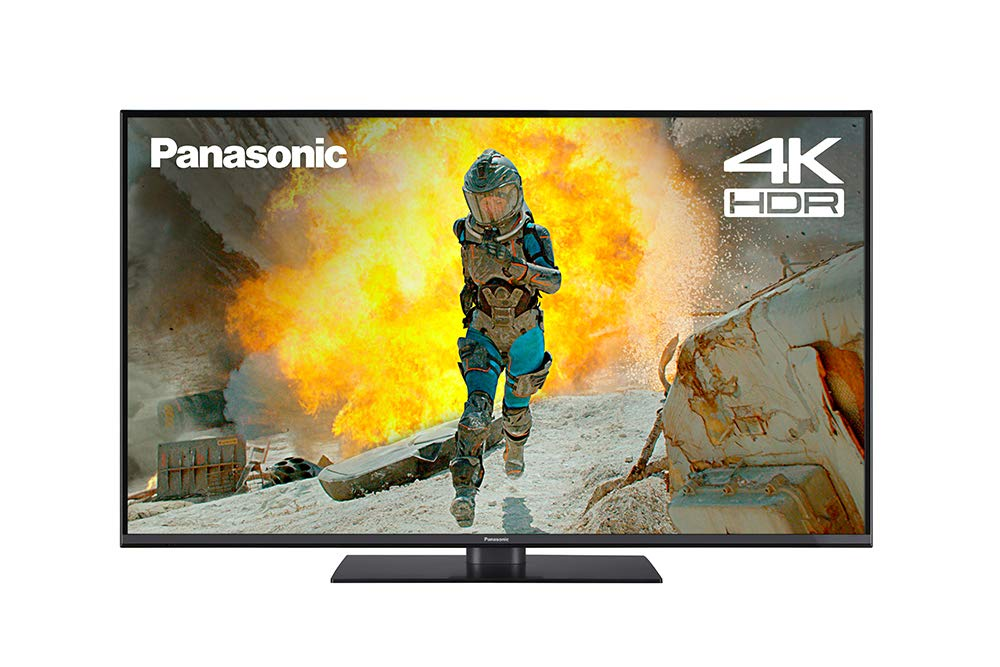 Panasonic TV TX-49FX550B 49-Inch 4K UHD Smart TV HDR with Freeview – 2018 TV| 4k Netflix Streaming & Amazon Fire TV Compatible