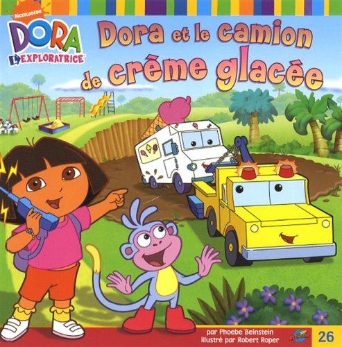 DORA...CAMION DE CREME GLACEE #26