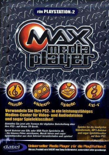 Playstation 2 - MAX Media Player