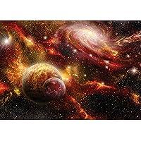 Tapete Fototapete Kosmos Universum Weltall Weltraum Planeten Sterne