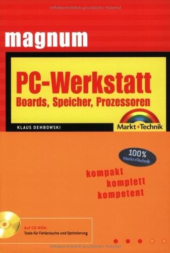 PC-Werkstatt: Boards, Speicher, Prozessoren (Magnum) - Board-computer-speicher