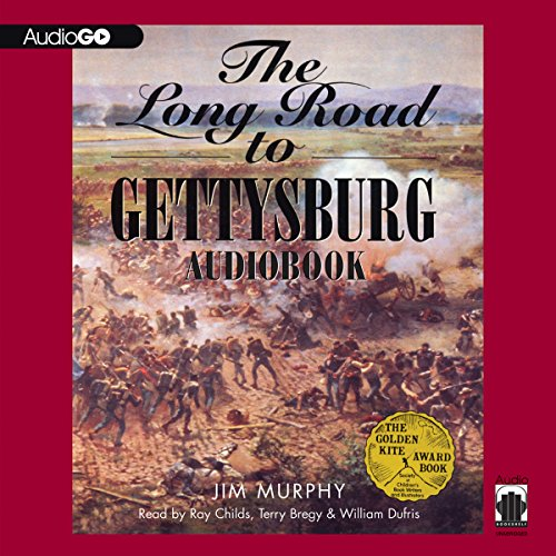 The Long Road to Gettysburg  Audiolibri